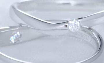 二人の永遠を誓うトレセンテの双子ダイヤモンド(R)