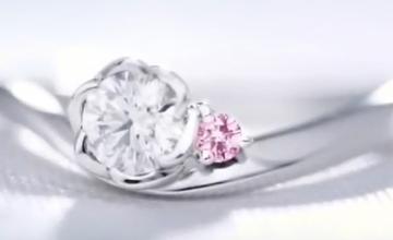 トレセンテのピンクダイヤモンド