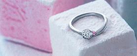 トレセンテ 婚約指輪一覧