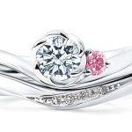 ピンクダイヤモンドの婚約指輪の選び方