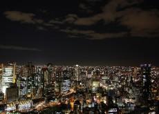 ヘリコプターで夜景を見ながらサプライズプロポーズ