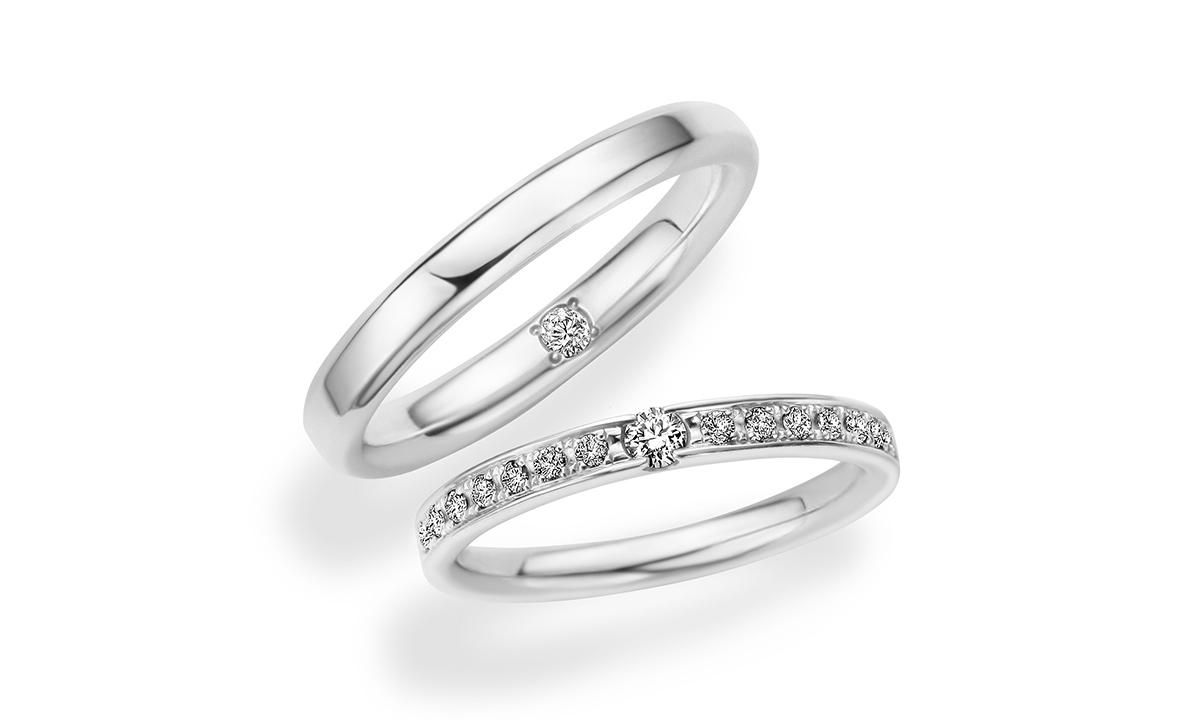 フェリーチェ 双子ダイヤモンド