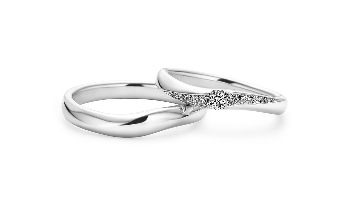 フェリーチェウェーブ 双子ダイヤモンドのイメージ