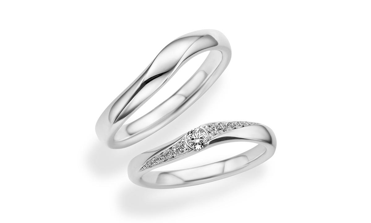 フェリーチェウェーブ 双子ダイヤモンド