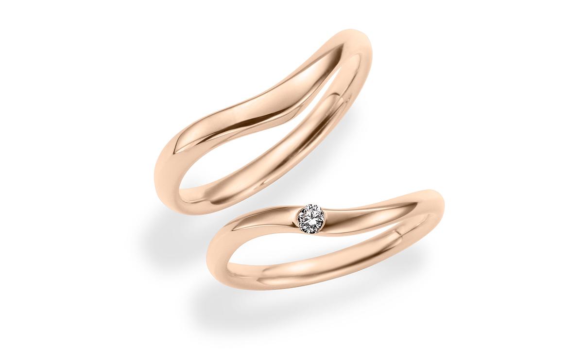 チェリーブロッサム 双子ダイヤモンド