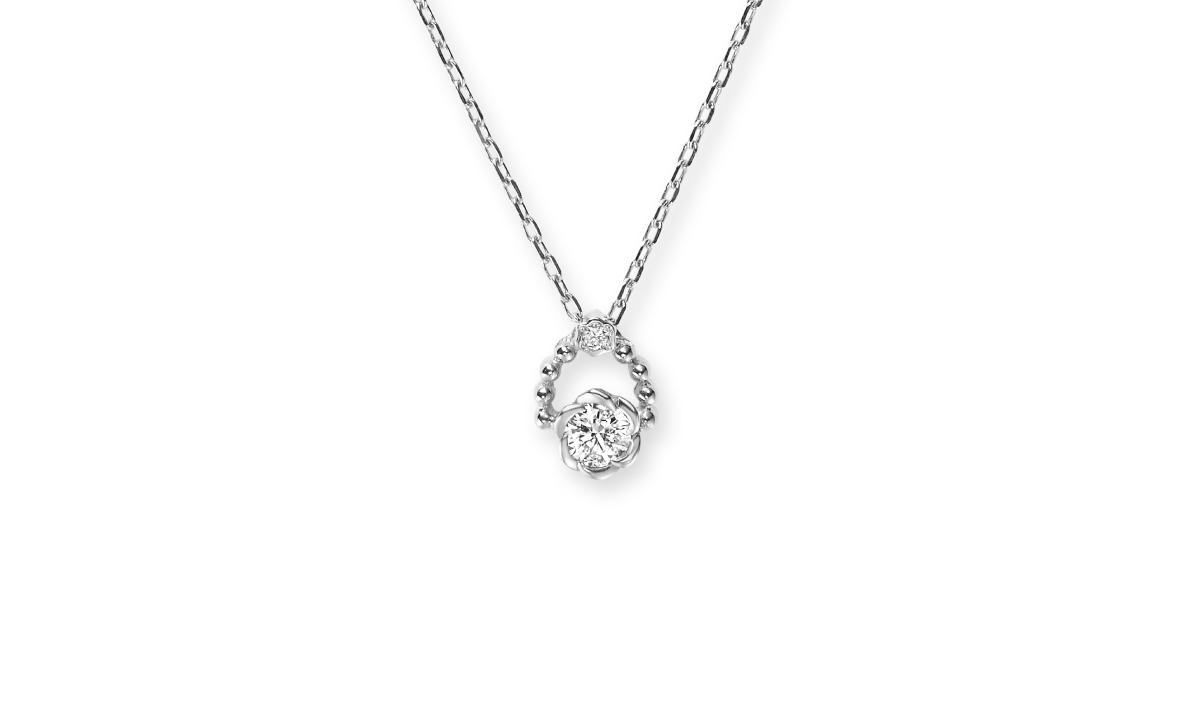 ファーストフローラ(花かご)ネックレス