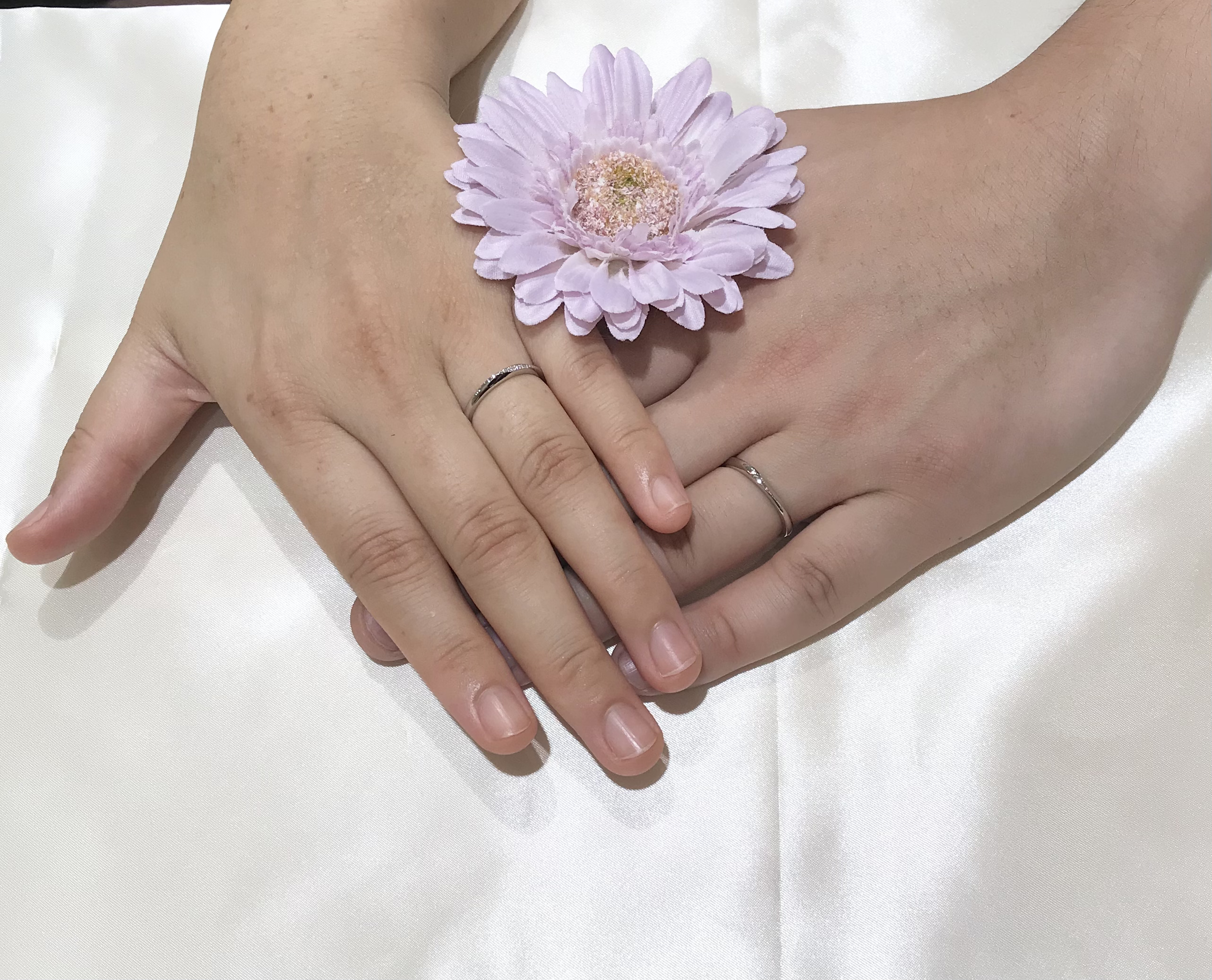 とても素敵な指輪が見つかりましたのイメージ