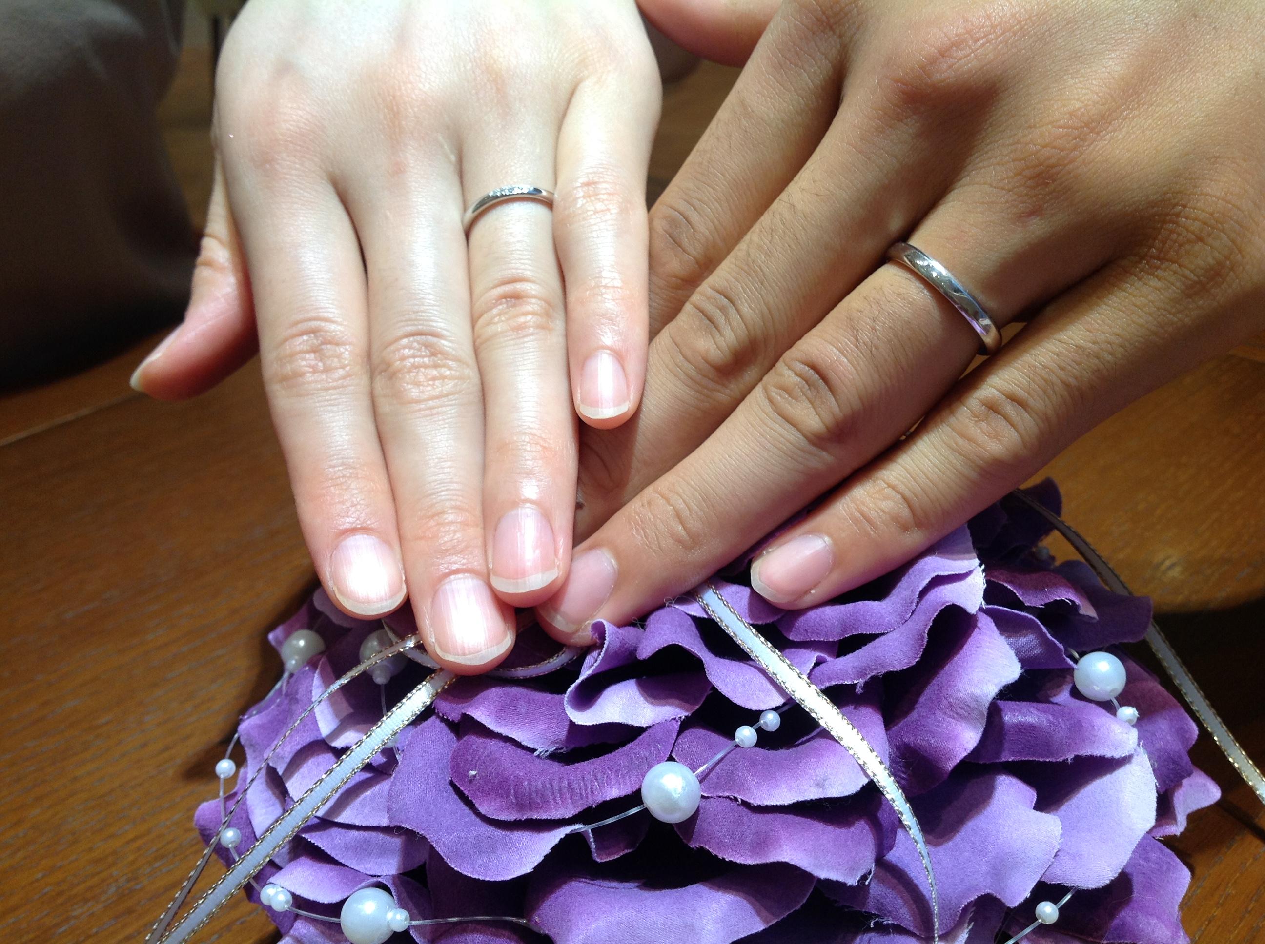 素敵な指輪に出会えました♡のイメージ